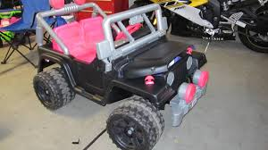 modified power wheels barbie jammin jeep wiring help 78 24 kb