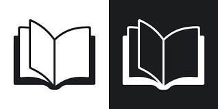 31 results for reading icon in all open book icon vector