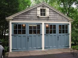 Garage Door For Shed Carriage Garage Doors Cottage Style Roll Up ...