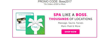boss day on spafinder domino s gift cards