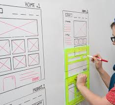 Very nifty idea for the glass whiteboard in your office!. If you like UX