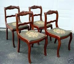 Duncan Phyfe Dining Room Chairs Simple Decorating Design