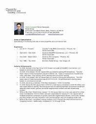 Retail Sales Associate Resume Examples Elegant Resume For Sales