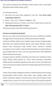 Untuk mengetahui fungsi dan tujuan tes penalaran logis sobat. 10 Contoh Penalaran Induktif Pdf Analisis Kemampuan Penalaran Induktif Matematis Mahasiswa Pendidikan Matematika Universitas Papua Nilbantaki Wall