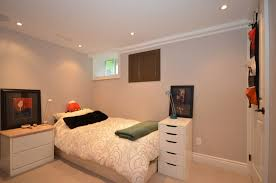 Perfect Colors For A Bedroom Perfect Basement Bedroom Ideas With Minimalist Interior Using