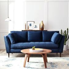 dark blue couch. Navy Couches Pleasing Dark Blue Couch What Colour Goes With Sofa E