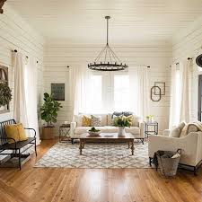 best 25 fixer upper living room ideas