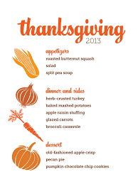 customizable thanksgiving menus thanksgiving menu gourd illustrations