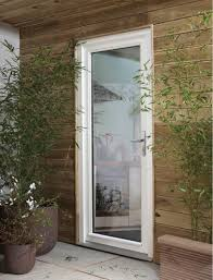 single patio door. Single Patio Door B