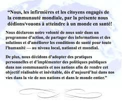 French Nightingale Declaration