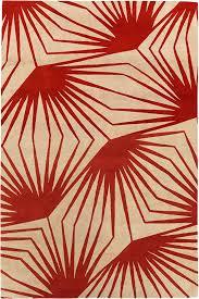 the rug company stingray red bright rugs contemporary rugs collection the rug company the rug the rug company