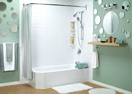 one piece shower walls one piece tub and shower surround home decor us with idea 1 one piece shower walls acrylic versus for tubs