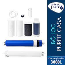 Bộ Lọc - Máy Lọc Nước Unilever Pureit Casa Classic RO + MF