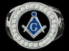 <b>Хирургическая сталь</b> масонские <b>кольца</b> для мужчин - огромный ...
