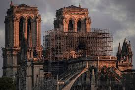 Notre Dame Industrial Design Tensions With Notre Dame Cathedrals Chief Architect Heat Up
