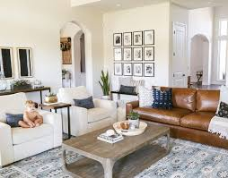 70 living room decorating ideas you ll want to steal asap what color rug with brown