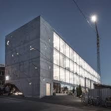office facade. Sonnesgade 11 By Sleth. \ Office Facade A