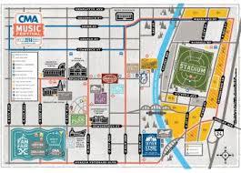 Fest Map Thumbail 2016 Nashville Cma Music Festival Cma