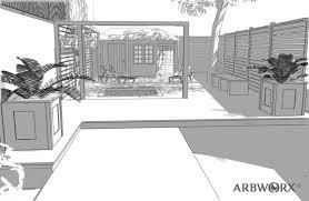 Small Picture Garden Design Arbworx