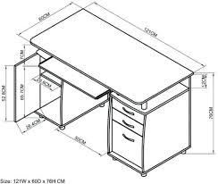 office desk standard height adammayfield co with regard to standard height for office desk