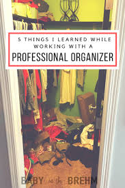 organizing is not really about making things look pretty that just happens to be a trickle down benefit what organizing a space like your closet is really