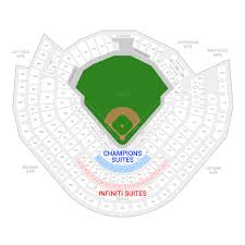 Miami Marlins Interactive Seating Chart Atlanta Braves Suite Rentals Suntrust Park
