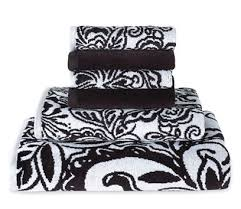 black and white bath towels. Black White Towels Bathroom Tyres2c And Bath E