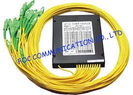 Plc Splitter Loss Chart Telecom Networks Fiber Plc Splitter With Sc Apc Connector