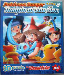 Pokemon Puzzle Mai With Blue Bunny Filme Pokemon Ranger und the Temple von  the Sea Foto von Winonah26 | Fans teilen Deutschland Bilder