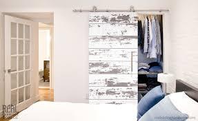 white sliding barn doors. White Timeline Door With Swiss Rod Modern Sliding Hardware Barn Doors I