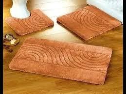 5 piece bathroom rug sets orange bath rug set attractive contour sets remarkable 5 piece bathroom