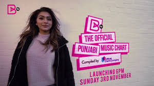 Music Chart Show The Official Punjabi Music Chart Show Is Coming To Britasia Tv