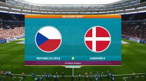 Repubblica Ceca vs Danimarca | Uefa Euro 2020*1 | Pronostico PES 2021 |  Czech Republic vs Denmark - YouTube