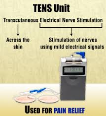 tens machine for muscle knots