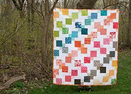 You'll Love These 18 Free & Easy Quilt Patterns - DIY Joy & Free Quilt Pattern | Kaleidescope Quilt for Kids | DIY Projects & Crafts by  DIY JOY Adamdwight.com