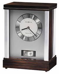 detailed image of howard miller gardner 635 172 quartz mantel clock