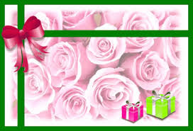 happy birthday pink and green happy birthday with pink green gifts free birthday gifts ecards