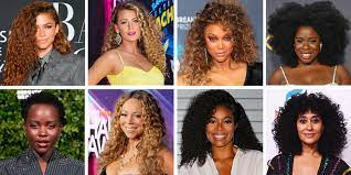 natural hair types and curl patterns