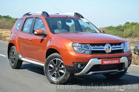 2018 renault duster india launch. fine duster 2016 renault duster facelift amt front three quarters review inside 2018 renault duster india launch