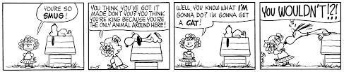 スヌーピーの宿敵 レアな猫キャラファーロンにブームの兆し 宝島