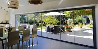 frameless bifolding doors