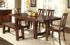 dining room table set. neoteric design inspiration dining room table sets with bench 7 awesome set e