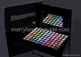 whole mac makeups eyeshadow palettes fashion 88 colors eye shadow kits 1