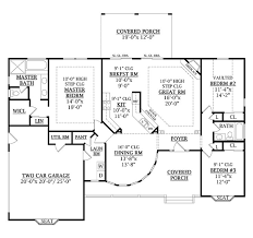 Best 25 Country Style House Plans Ideas On Pinterest  Country Country Style Open Floor Plans