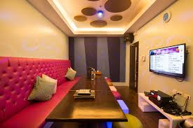 Videoke Room Design Encore Ktv Lenox Hotel