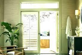 sliding glass door decor window treatments for sliding glass door patio doors coverings gliding panels slid