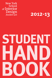 Interior Design Student Handbook Nysid Edu