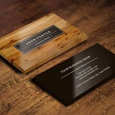 wooden business cards woodworker border wood grain business card zazzle com