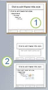 How To Create A Template In Powerpoint 2010 Create And Save A Powerpoint Template Powerpoint