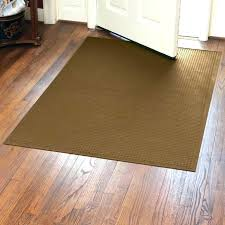 brilliant rubber back home and kitchen rugs non skid slip decorative runner within low profile rugs